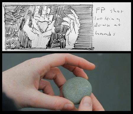 Hand Stone