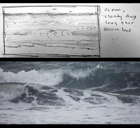 Ocean StoryBoard