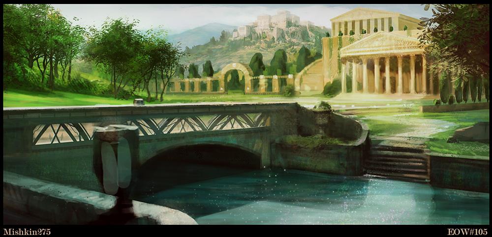 EOW 105 Winners choice: Atlantis sry it's late VOTE PLZ